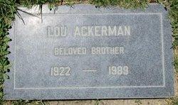 Lou Ackerman
