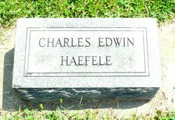 Charles Edwin Haefele