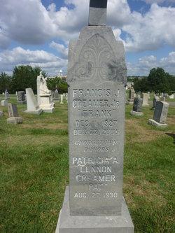 Francis J Frank Creamer, Jr
