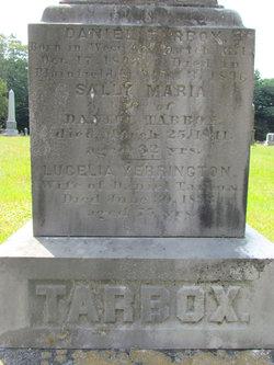 Daniel Tarbox, Sr