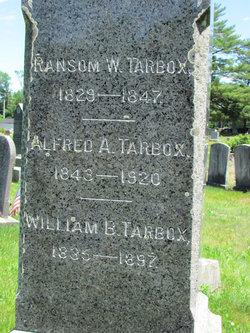 Ransom W Tarbox