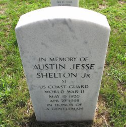 Austin Jessie Shelton, Jr