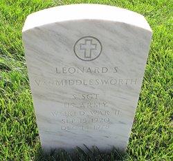 Leonard S Van Middlesworth