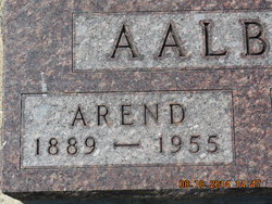 Arend Aalbers