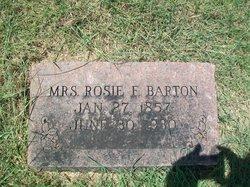 Roseline Fredonia <i>Stanley</i> Barton