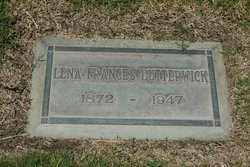 Lena Frances <i>Davis</i> Butterwick