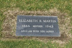 Elizabeth Rachel <i>Read</i> Martin
