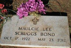 Maulcie Lee <i>Scruggs</i> Bond