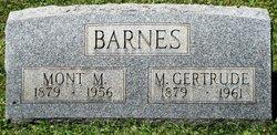 Mont M Barnes