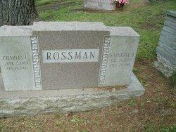 Charles Clayton Rossman