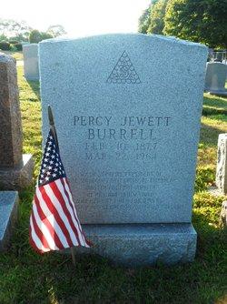 Percy Jewett Burrell