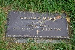 William Washington Burris