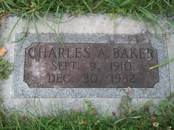 Charles A Baker