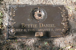Bettie Daniel