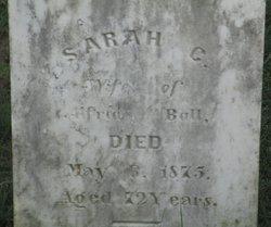 Sarah C. Ball