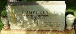 Dr George Duke Humphrey, I