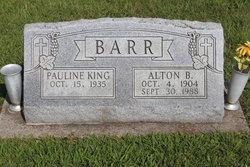 Alton B Barr