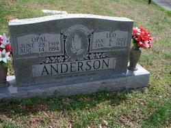 Opal <i>Tucker</i> Anderson