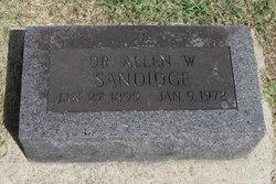 Dr Allen W Sandidge
