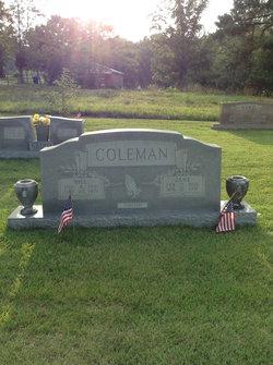 Billie Lee Coleman
