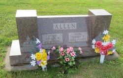 Amelia H <i>Halverson</i> Allen