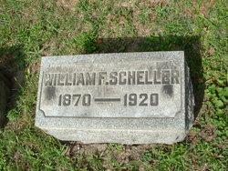 William F Scheller