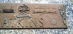 Marilyn May <i>Pecker</i> Atkins