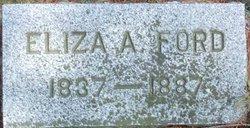 Eliza Ann <i>Guptill</i> Ford