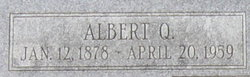 Albert Q Smokey Bonner