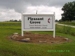 Pleasant Grove Methodist Church Cemetery