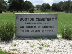 Boston Hill Cemetery