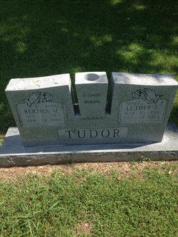 Bertha Mae Bert <i>Jamison</i> Tudor