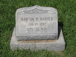 Aaron B. Baines