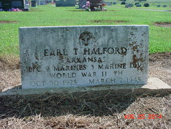 Earl Tracy Halford