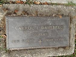 Carrol L. Dahlberg