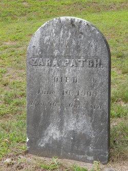 Zara Patch