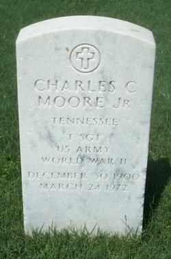 Charles Carroll Moore, Jr