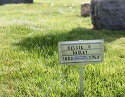 Bessie Virginia <i>Oden</i> Baxley