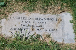Charles D. Browning, Sr