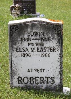 Elsa M. <i>Easter</i> Roberts