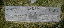 Don A Baker