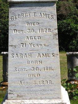 Sarah <i>Woodward</i> Ames