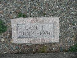 Earl B Clark