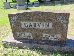 Hazel Juanita <i>Hawver</i> Garvin