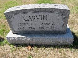 Anna S. <i>Howrey</i> Garvin