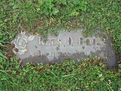 Reese D. Bodle