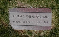 Laurence Joseph Larry Campbell