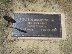 Louis Bushong, Jr