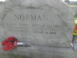 Phyllis Deloris <i>Andrews</i> Norman Harriell