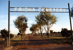 Friona Cemetery